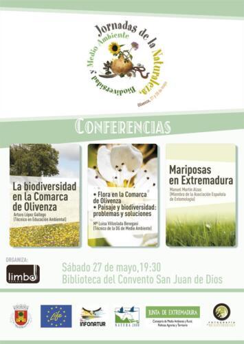 Conferencias- Jornadas-Naturaleza- imprenta