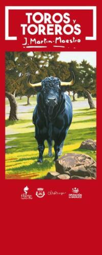 lonas-100x250cm- exposición-Toros-y-Toreros- imprenta